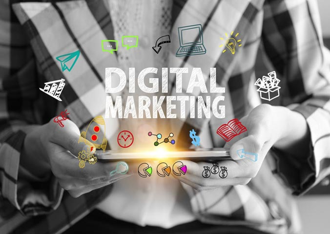 دیجیتال مارکتر موفق